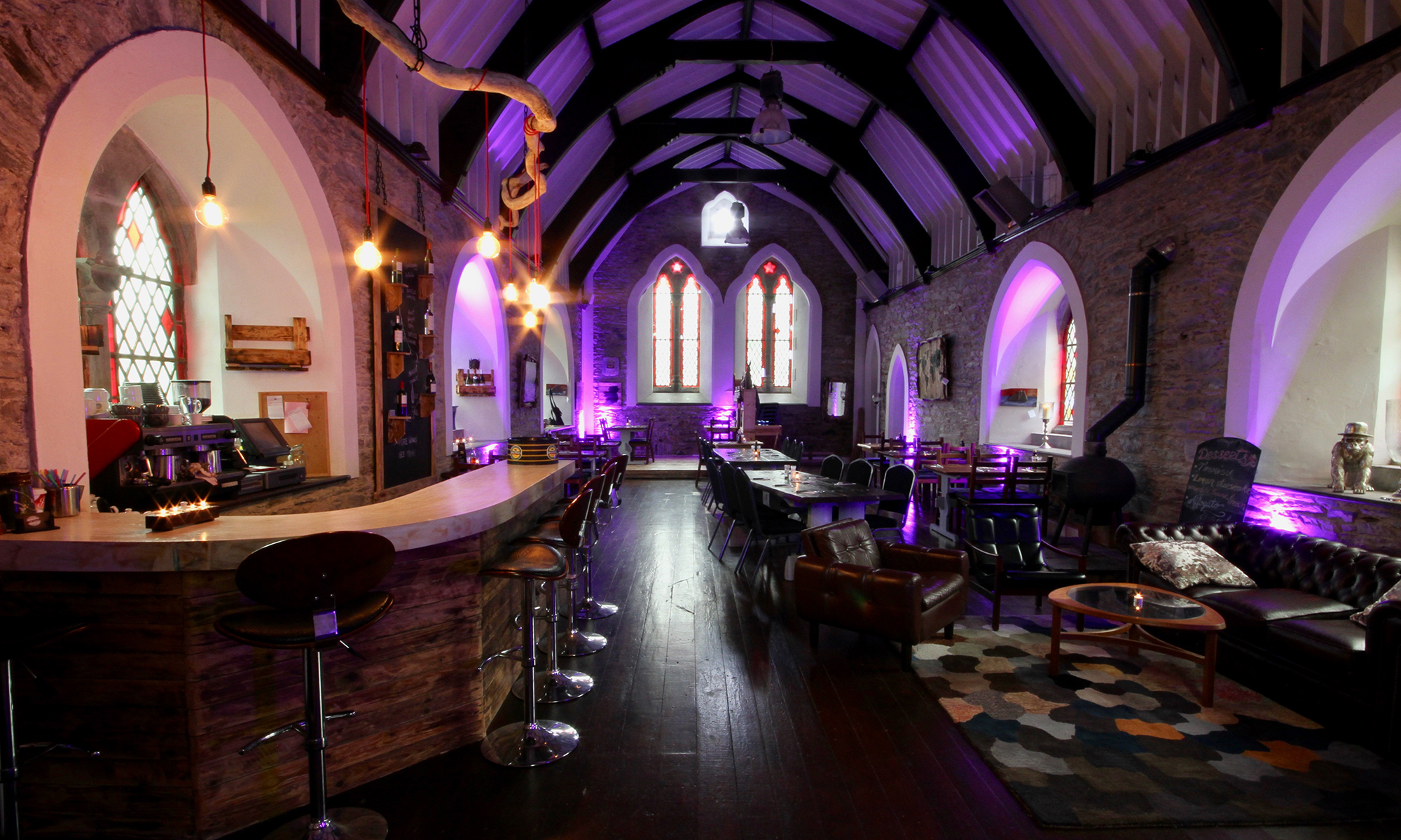 The Oratory Pizza & Wine Bar